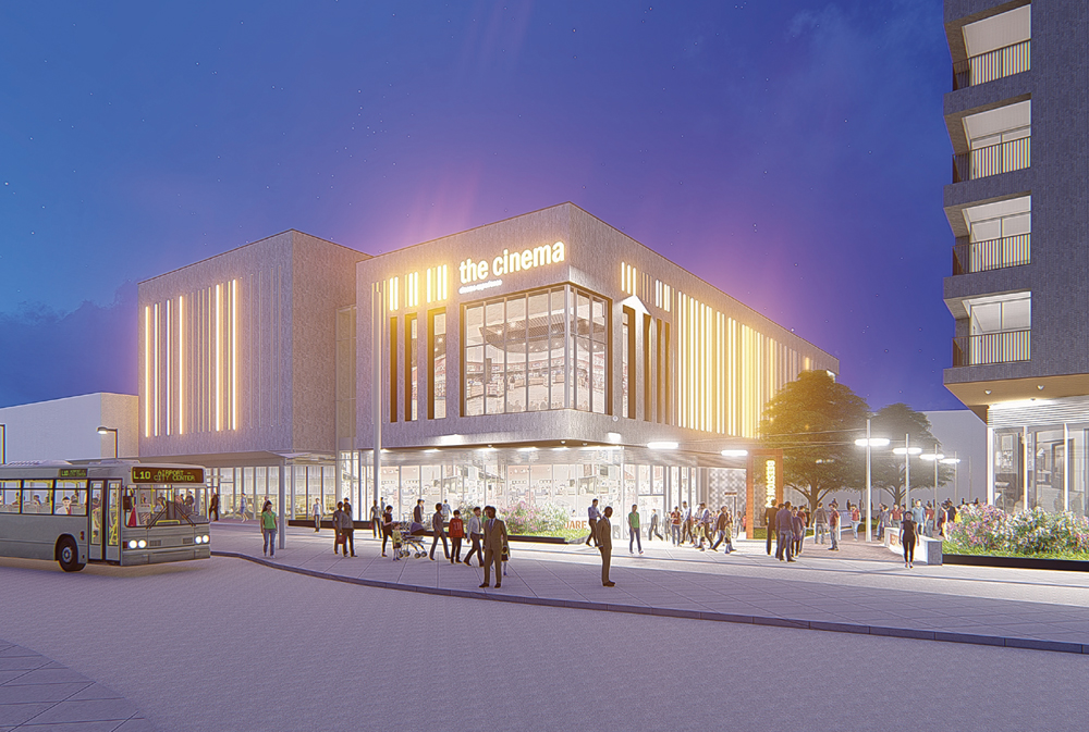 TSK have been appointed on the Beeston Town Centre Regeneration